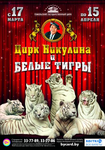 Цирк Никулина в Гомеле
