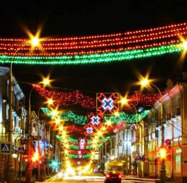 Программа дня города Гомеля и фестиваля «Сожскi карагод»