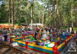 """Фестиваль семейного отдыха """"Будзьма дзецьмi"""""""