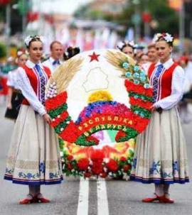 Программа мероприятий на День Независимости в Гомеле