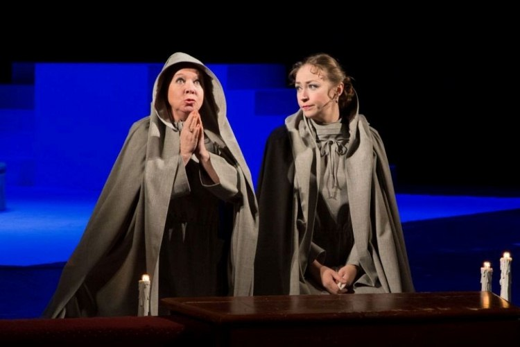 «Изобретательная влюблённая»: премьера в Гомельском областном драматическом театре